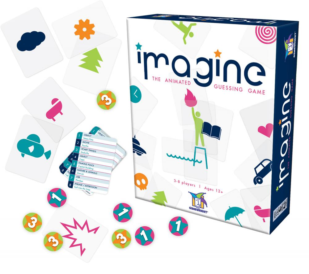 Imagine -  Gamewright Games
