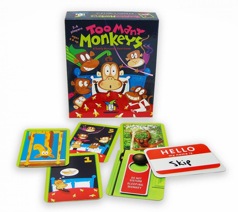 Too Many MonkeysTM