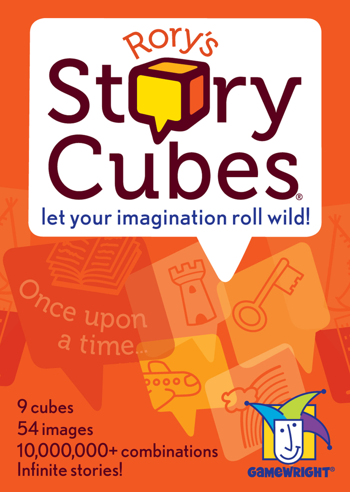 Rory039s Story CubesR
