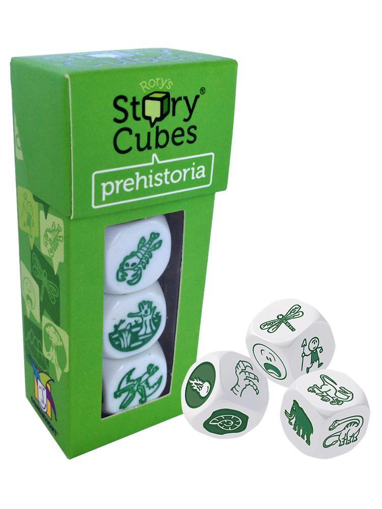 Rory039s Story CubesR Mix  Prehistoria