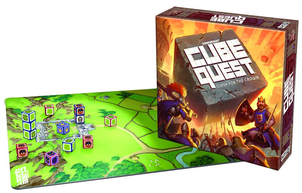 Cube Quest   Gamewright