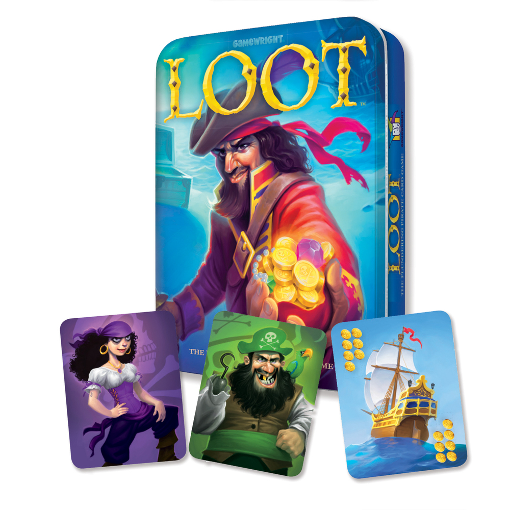 Loot  -  Gamewright Games