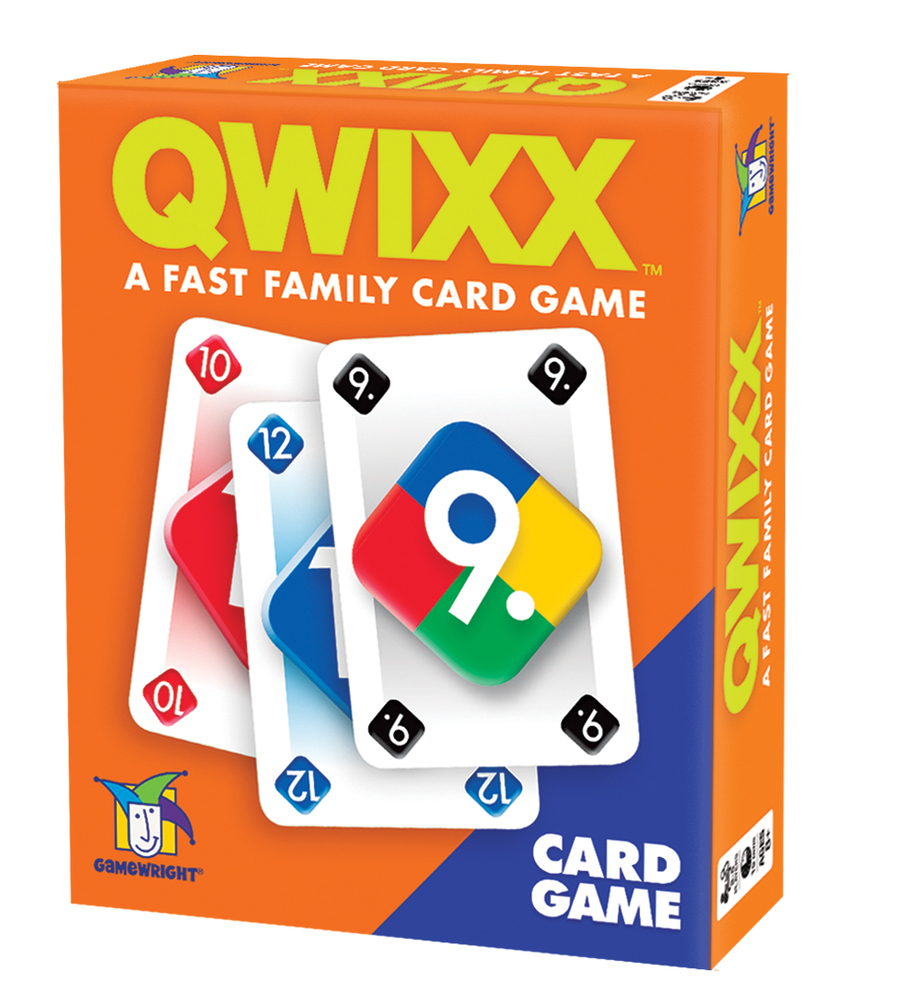 QwixxTM The Card Game