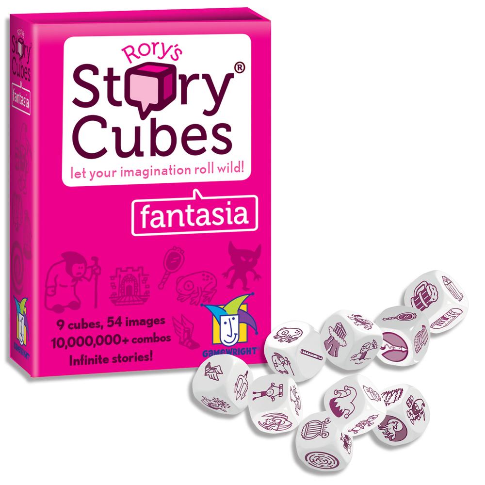 Rory039s Story CubesR  Fantasia