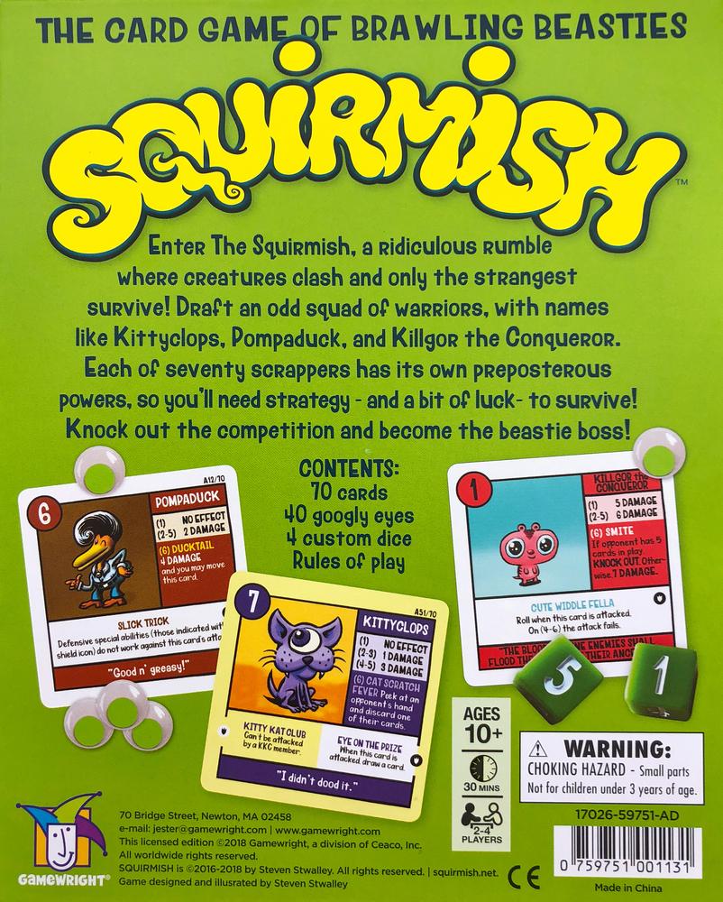 SquirmishTM