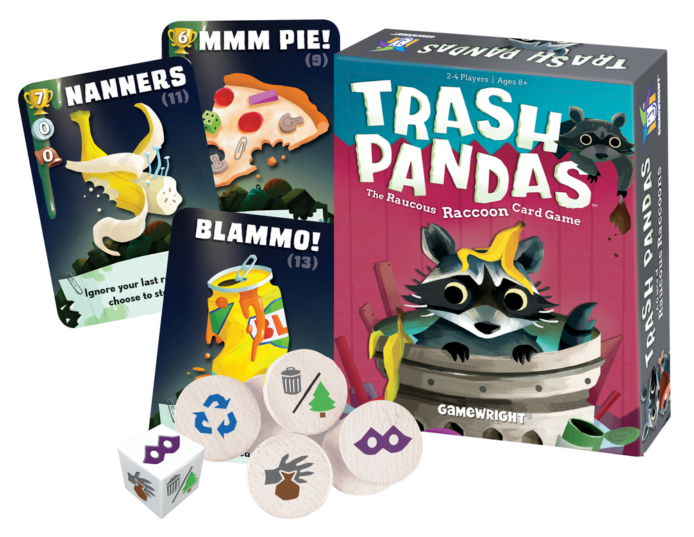 Trash PandasTM