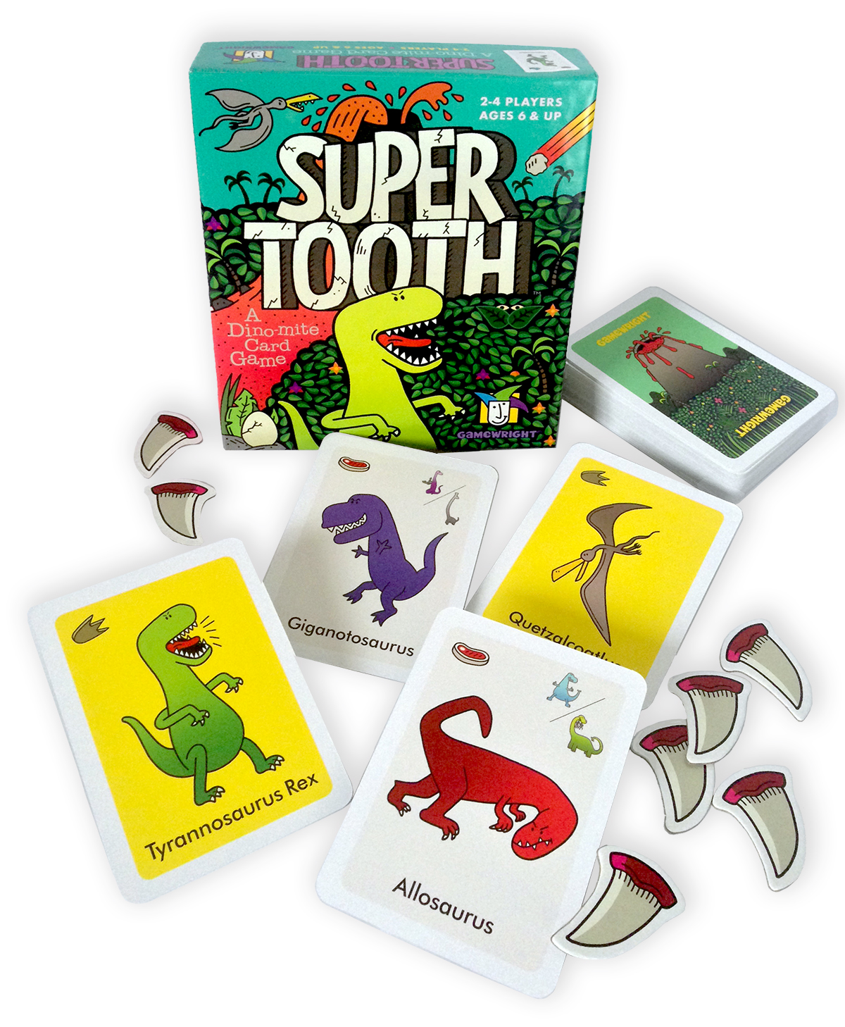 super tooth gamewright