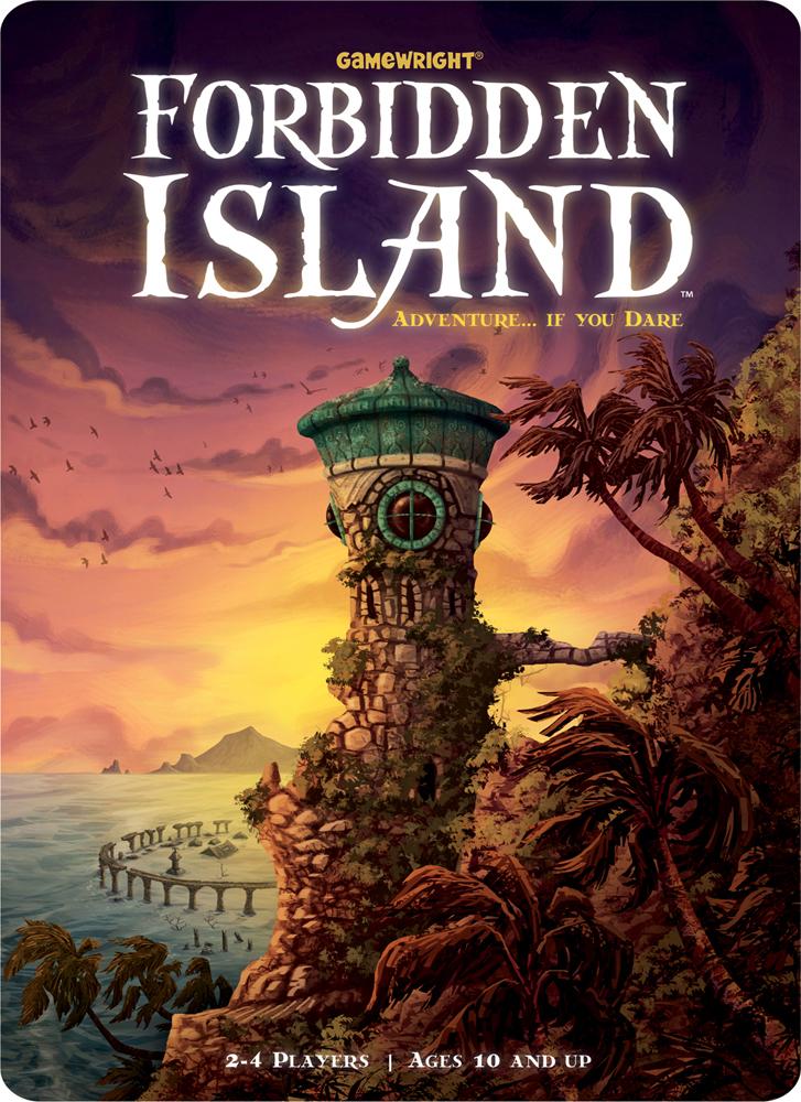 Forbidden IslandR