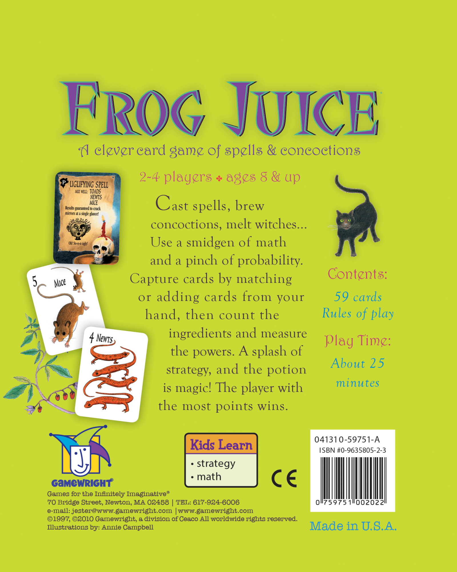 Frog JuiceTM