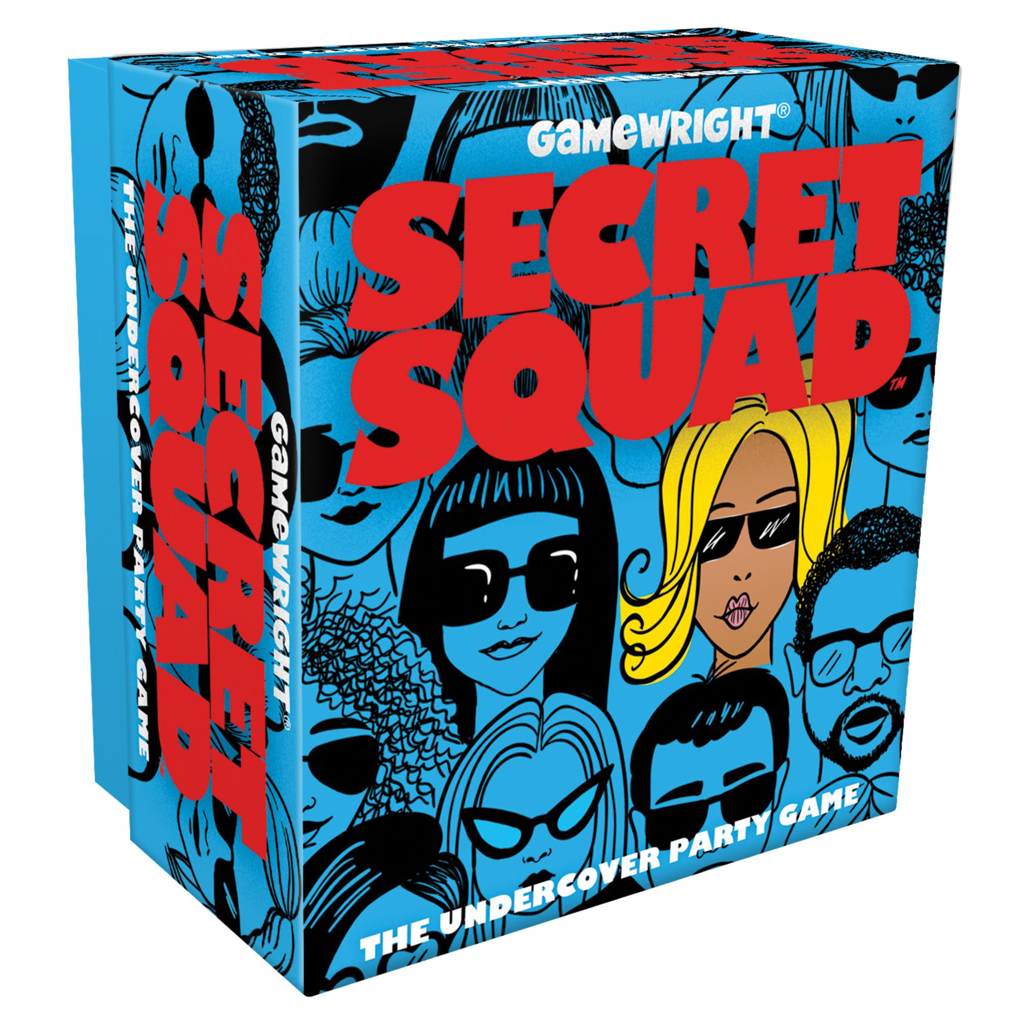 Secret Squadtrade