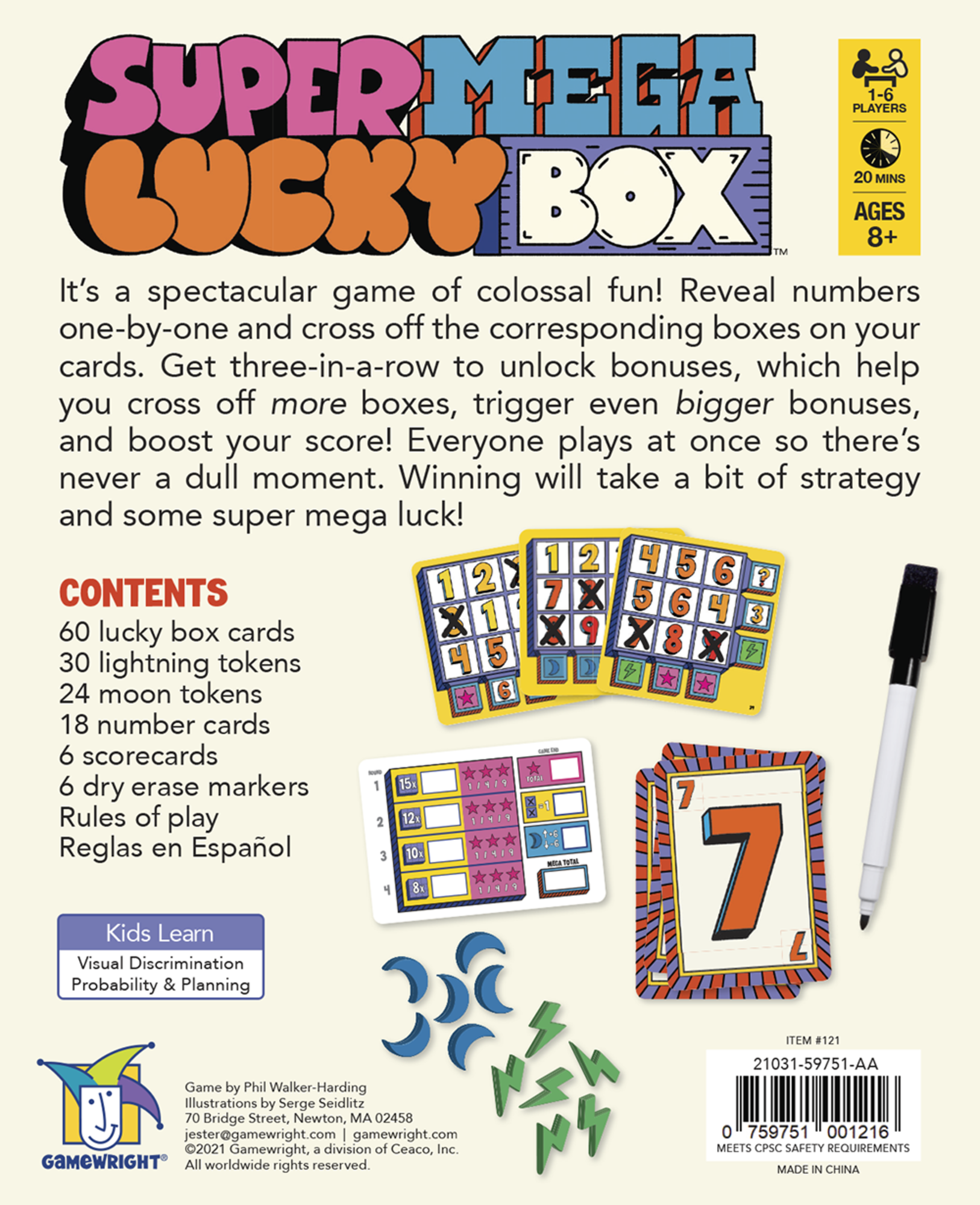 Super Mega Lucky Boxtrade