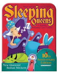 Sleeping QueensTM Anniversary Edition
