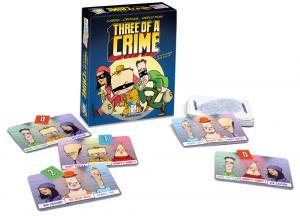 Three of a CrimeTM